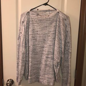 Maurices snap button top
